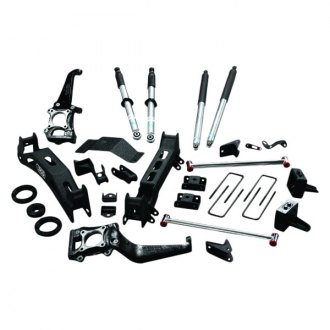 "RCD Suspension® - 4""-6"" x 4""-6"" Front and Rear Suspension Lift Kit"