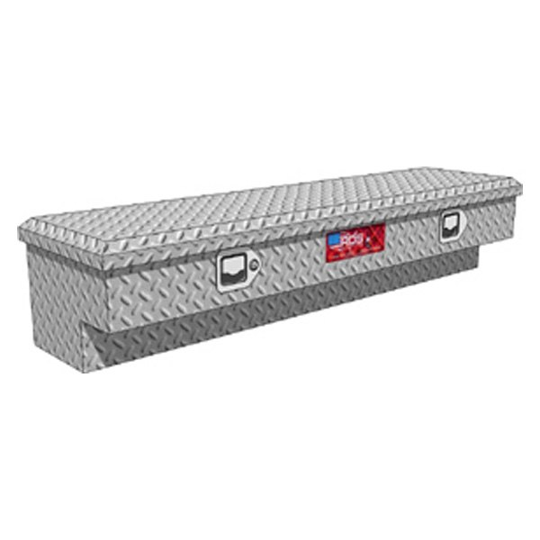 RDS® - Standard Single Lid Side Mount Tool Box