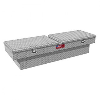 RDS® - C Channel Standard Dual Lid Lift-Up Crossover Tool Box