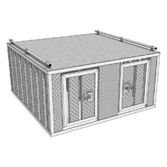 RDS® - Single Door Southern Dog Boxes