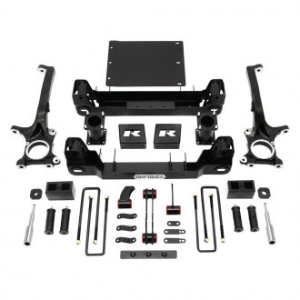 "ReadyLIFT® - 4"" Plus Front Suspension Lift Kit"