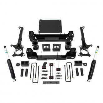 "ReadyLIFT® - 6"" x 6"" Front and Rear Suspension Lift Kit"