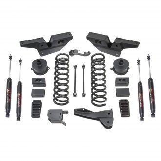 "ReadyLIFT® - 6"" x 2"" Off Road Front and Rear Suspension Lift Kit"