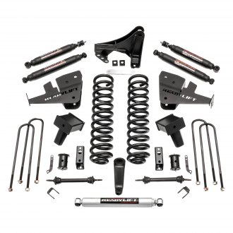 "ReadyLIFT® - 6.5"" x 5"" Front and Rear Suspension Lift Kit"