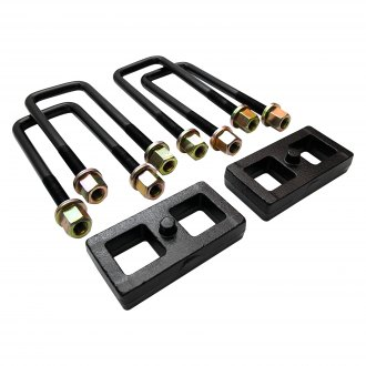 "ReadyLIFT® - 1"" Rear Lifted Blocks and U-Bolts"
