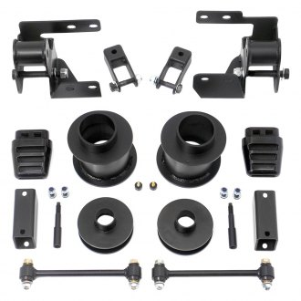 "ReadyLIFT® - 4.5"" x 2.5"" SST™ Front and Rear Suspension Lift Kit"