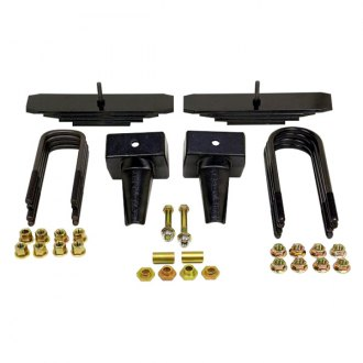 "ReadyLIFT® - 2"" x 2"" SST™ Front and Rear Suspension Lift Kit"