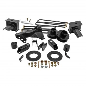 "ReadyLIFT® - 2.5"" x 2"" SST™ Front and Rear Suspension Lift Kit"