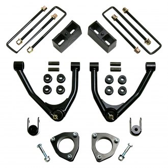"ReadyLIFT® - 4"" x 1.75"" SST™ Front and Rear Suspension Lift Kit"