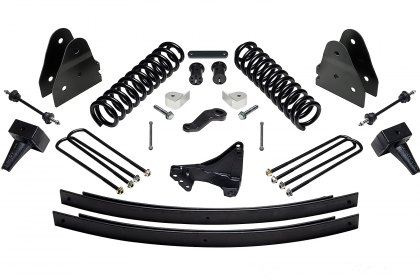 49-2765 - ReadyLIFT® Front and Rear Suspension Lift Kit (Full HD)