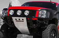 ReadyLIFT® - Installed Suspension System & Skid Plate