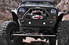 ReadyLIFT® - Installed Suspension System on Jeep Wrangler