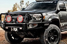 ReadyLIFT® — Suspension System for Toyota Tundra