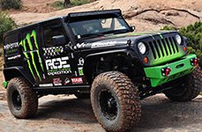 ReadyLIFT® — Jeep Wrangler Suspension System