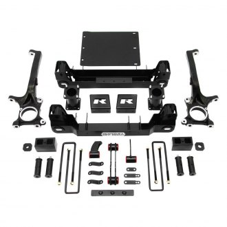 "ReadyLIFT® - 6"" Front and Rear Suspension Lift Kit"