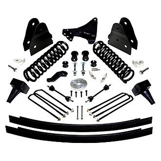 "ReadyLIFT® - 6.5"" Front and Rear Suspension Lift Kit"