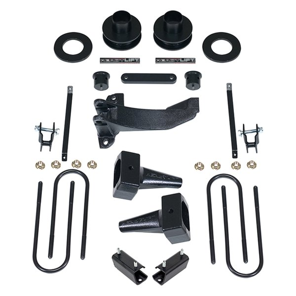 ReadyLIFT® - SST™ Front and Rear Lift Kit