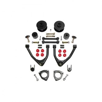 "ReadyLIFT® - 4"" x 3"" SST™ Front and Rear Suspension Lift Kit"
