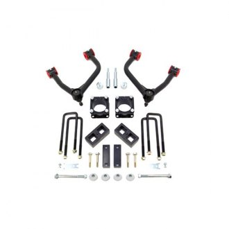 "ReadyLIFT® - 4"" x 2"" SST™ Front and Rear Suspension Lift Kit"