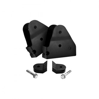"ReadyLIFT® - 1.0"" Front Radius Arm Bracket Kit with Lower Coil Spacers"
