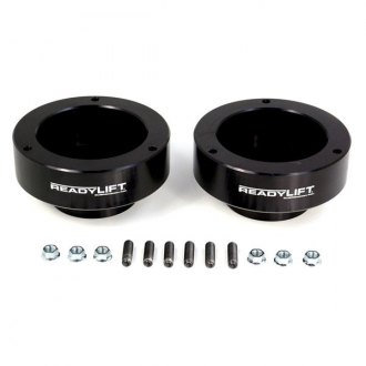 "ReadyLIFT® - 2"" T6 Billet Front Leveling Coil Spring Spacers"