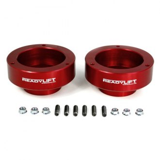 "ReadyLIFT® - 2"" T6 Billet Front Coil Spring Spacers"