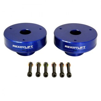 "ReadyLIFT® - 2.25"" T6 Billet Front Coil Spring Spacer Leveling Kit"