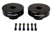 ReadyLIFT® - T6 Billet Front Leveling Kit - Black
