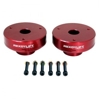 "ReadyLIFT® - 2.25"" T6 Billet Front Leveling Strut Spacers"