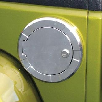 RealWheels® - Locking Fuel Door