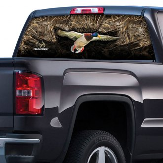Realtree® - Rear Window Graphic