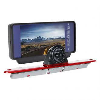 Rear View Safety® - Custom Rear View Mirror Camera System