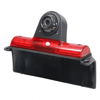 Rear View Safety® - 3rd Brake Light Mount Rear View Camera