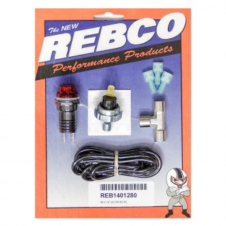 Rebco® - Oil Pressure Warning Lite System Kit