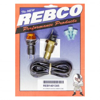 Rebco® - Water Temperature Warning Lite System Kit