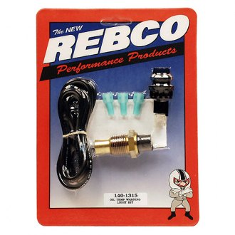 Rebco® - Oil Temperature Warning Lite System Kit