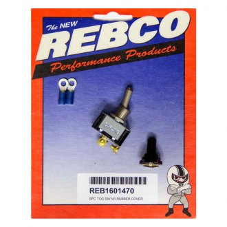 Rebco® - Standard Ignition Toggle Switch with Rubber Cover