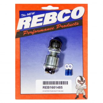 Rebco® - Starter Push Button Switches with Cover