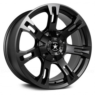 REBEL® - BUCKSHOT Matte Black