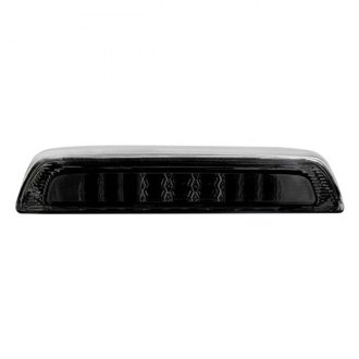 Recon® - Black/Smoke LED 3rd Brake Light with White LED Cargo Lights