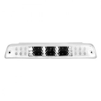 Recon® - Red LED 3rd Brake Light with White LED Cargo Lights