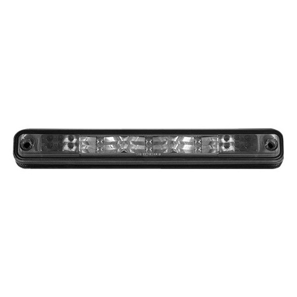 Recon® - Red LED 3rd Brake Light with White LED Cargo Lights and Smoke Lenses