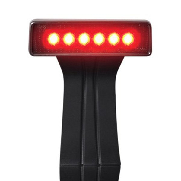Recon® - Red LED 3rd Brake Light with Clear Lenses