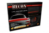 Recon® - Amber Cab Roof Lens with Amber LED's