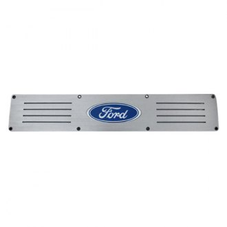 Recon® - Illuminated Rear Door Sills with Ford Logo