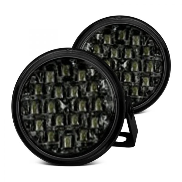 Recon® - LED Round Daytime Running Lights
