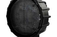 Recon® - Round Black Driving Light with 6 LEDs