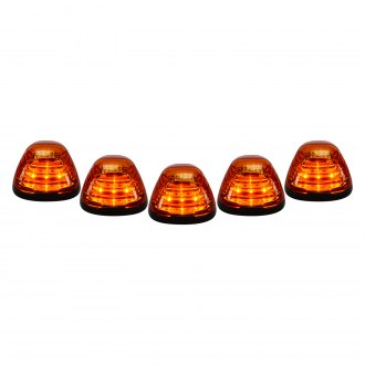 Recon® - Black/Amber LED Cab Roof Lights