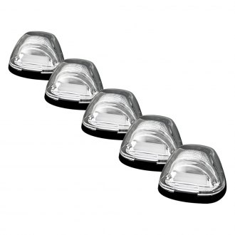 Recon® - OLED Bar Style Black LED Cab Roof Lights