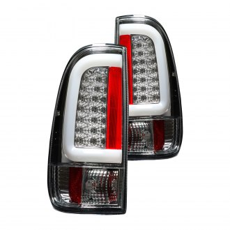 Recon® - Chrome Fiber Optic LED Tail Lights